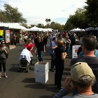 Photo taken at Scottsdale Arts Festival by Bill M. on 3/11/2012