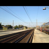 Photo taken at Station Herentals by Timothy J. on 9/4/2012