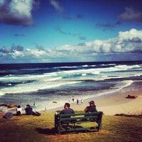 Photo taken at Main Beach by Darren K. on 4/14/2012