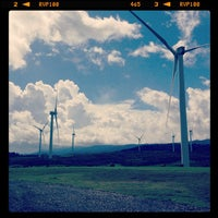 Photo taken at First Wind Kahuku by John G. on 3/6/2012