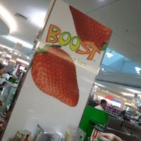 Photo taken at Boost Juice by Jason H. on 5/5/2012