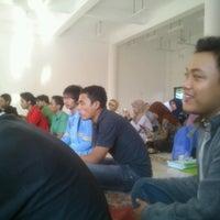 Photo taken at Gedung Pertamina Fakultas Sains Dan Teknologi by A Choliq F. on 6/14/2012