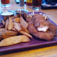 Photo taken at Seabright Brewery by Cesar L. on 7/29/2012