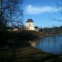 Das Foto wurde bei Schloss Fuschl Resort & Spa, Fuschlsee-Salzburg von Helmut R. am 3/21/2012 aufgenommen