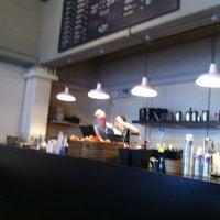 Photo taken at Joe & The Juice by Daniel F. on 3/7/2012