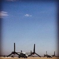 Photo taken at MCAS Miramar Hangar 6 by Lando E. on 9/1/2012