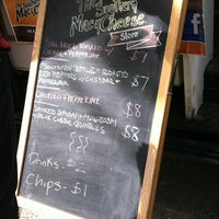 Photo taken at The Southern Mac & Cheese Truck by Serena M. on 3/29/2012