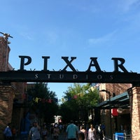 Photo taken at Pixar Place by Drew R. on 7/5/2012