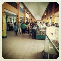 Photo taken at Supadio International Airport (PNK) by Edwin N. on 8/30/2012