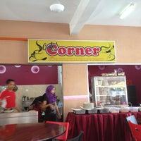 Photo taken at Cafe Corner by VanShukor on 5/30/2012