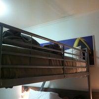 Photo taken at Leisure Inn by Jittrawan C. on 4/17/2012