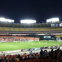 Photo taken at Robert F. Kennedy Memorial Stadium by John H. on 8/30/2012