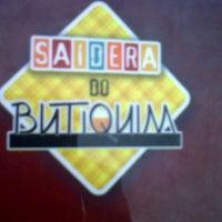 Photo taken at Butiquim Bar by Camila N. on 7/8/2012