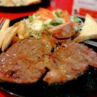 Photo taken at Extra Steak2 by latis y. on 3/3/2012