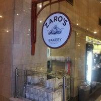Photo taken at Zaro's Bakery by Jannx B. on 5/15/2012