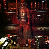Photo taken at Shaka Zulu by Alex B. on 5/7/2012