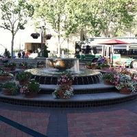 Photo taken at Broadway Plaza by Ryan A. on 5/19/2012