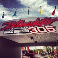 Photo taken at Intimidator 305 - Kings Dominion by Alyssa P. on 6/13/2012