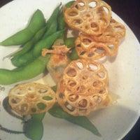 Photo taken at Sushi Den Dining by Ivan B. on 6/23/2012
