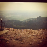 Photo taken at Pikes Peak Cog Railway by TREX on 8/13/2012