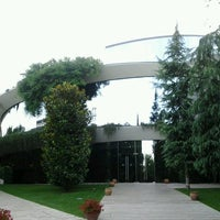Photo taken at IESE Business School - North Campus by Maria M. on 7/17/2012