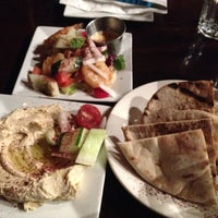 Photo taken at L'ybane Restaurant by Derek E. on 7/26/2012