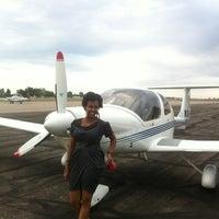 Photo taken at Boulder Municipal Airport by Benjamin L. on 7/29/2012