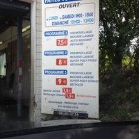 Photo taken at Car Wash Tunnel by Sebastien on 7/2/2012