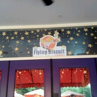 Photo taken at The Flying Biscuit by Ouida M. on 7/4/2012