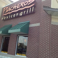 Photo taken at Pancheros Mexican Grill by Marcella on 7/1/2012