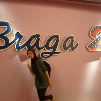 Photo taken at Braga XXI by Ria O. on 6/10/2012