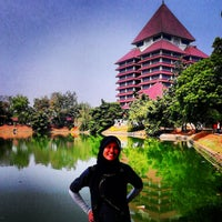 Photo taken at Universitas Indonesia by Ilma J. on 8/24/2012