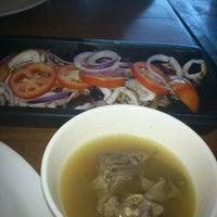 Photo taken at PatPat's Kansi Pasong Tamo by Ria Z. on 4/14/2012