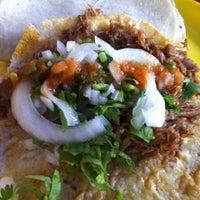 Photo taken at Tacos Famsa by Ricardo M. on 5/16/2012