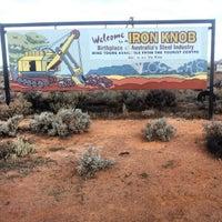 Photo taken at Iron Knob by Saffa M. on 5/4/2012