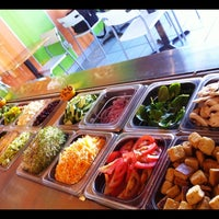 Photo taken at Quick Salads by Ricardo L. on 7/3/2012