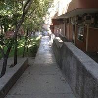 Photo taken at Facultad De Ciencias Quimicas by Miguel on 7/4/2012