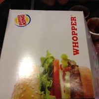 Photo taken at Burger King by Rose S. on 3/11/2012