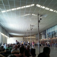 Photo taken at Terminal B del Port de Barcelona by Sayu on 9/9/2012