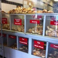 Photo taken at Nyack Hot Bagels & Deli by Liz J. on 3/9/2012