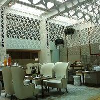 Foto tomada en Hotel Mandarin Oriental por Vanessa C. el 4/1/2012