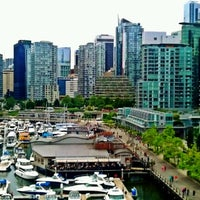 Photo taken at The Westin Bayshore, Vancouver by Cole G. on 6/29/2012