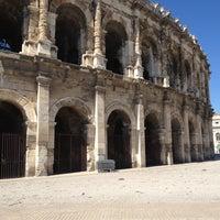 Photo prise au Arènes de Nîmes par guillaumem P. le5/16/2012