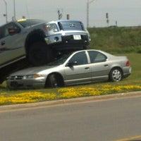 Photo taken at Dorsch Ford Kia by Brooke B. on 6/19/2012