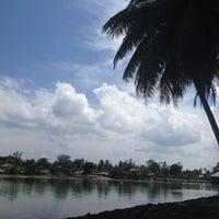 Photo taken at Pantai Sri Tujoh by Peja G. on 5/11/2012
