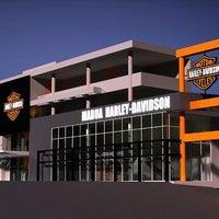 Photo taken at Mabua Harley-Davidson by Mabua M. on 4/13/2012