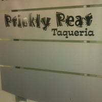 Photo taken at Prickly Pear Taqueria by Byrd C. on 3/23/2012