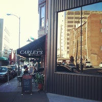 Photo taken at Carley's Ristorante and Piano Bar by Jonathan S. on 7/24/2012