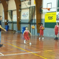 Photo taken at Royal Nivelles Basket-Ball Club by Pascal S. on 9/1/2012