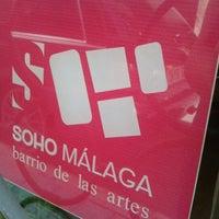 Foto tomada en SOHO Barrio de las Artes por Alvaro N. el 7/17/2012